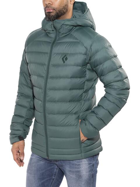 Black Diamond M's Cold Forge Hoody Jacket Adriatic